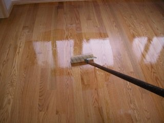 Remove Semi Gloss Paint From Laminate Flooring